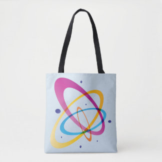 sac fourre-tout à impression de Science-être-cool