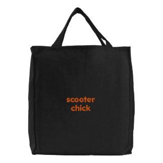 sac fourre-tout à poussin de scooter