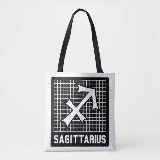 Sac fourre-tout à signe de zodiaque de Sagittaire