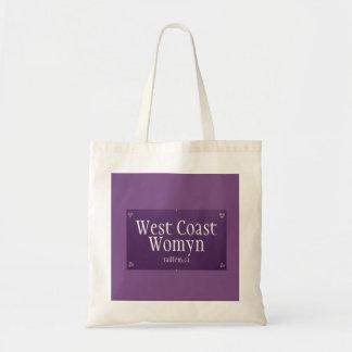 Sac fourre-tout à Womyn de côte ouest