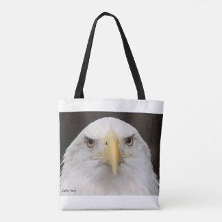 Sac fourre-tout américain à Eagle chauve