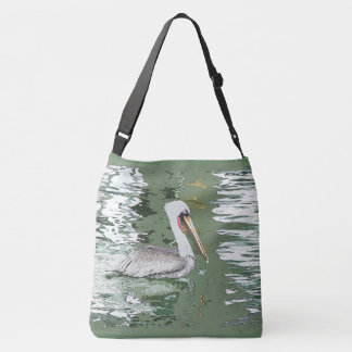 Sac fourre-tout animal à océan de faune d'oiseau
