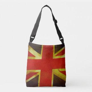 Sac fourre-tout avec le vieux drapeau britannique