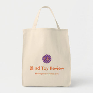 Sac fourre-tout aveugle à examen de jouet