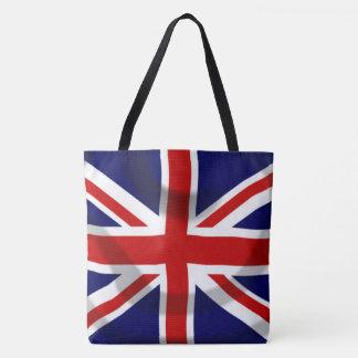Sac fourre-tout britannique à drapeau