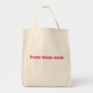 Sac fourre-tout de achat à jolies choses