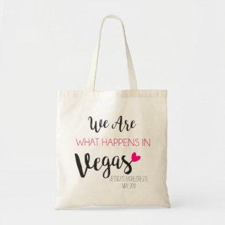Sac Fourre-tout de cadeau de Vegas Bachelorette