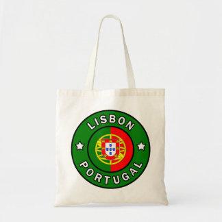 Sac fourre-tout de Lisbonne Portugal