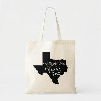 Sac fourre-tout de San Antonio le Texas de style