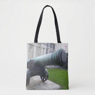 Sac fourre-tout historique à canon