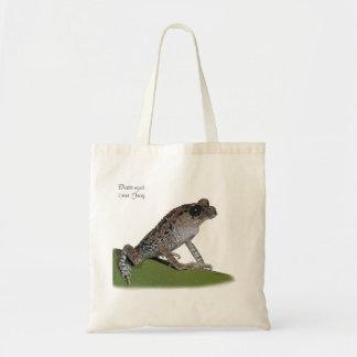 sac fourre-tout Noir-eyed à grenouille d'ordures