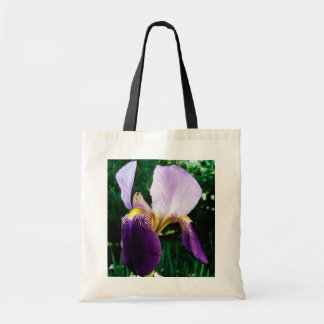 Sac fourre-tout sauvage à iris