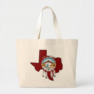 Sac fourre-tout tribal à éléphant du Texas de