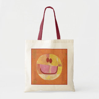 Sac heureux de visage de Paul Klee