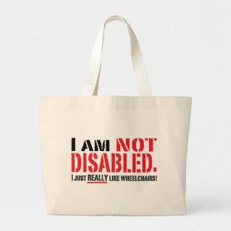Sac non handicapé