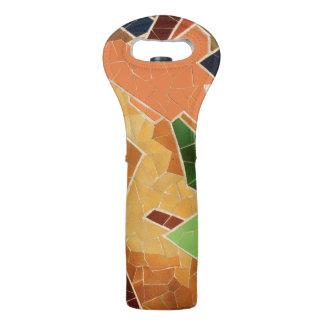 Sac Pour Bouteilles De Vin Décoration de mosaïques