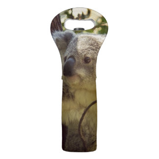 Sac Pour Bouteilles De Vin koala doux 2b