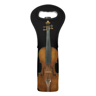 Sac Pour Bouteilles De Vin Violon de Stradivari