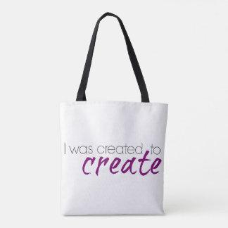 Sac pour Creatives et artistes : Citation de