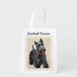 Sac Réutilisable Écossais Terrier