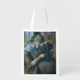 Sac Réutilisable Edgar Degas | deux femmes