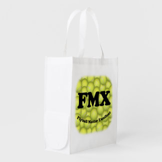Sac Réutilisable FMX, excellent principal de Flyball