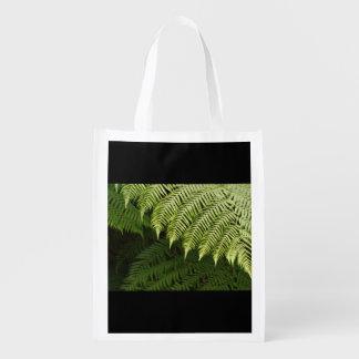 """Sac Réutilisable """"Gardez-le"""" sac d'épicerie réutilisable vert"""
