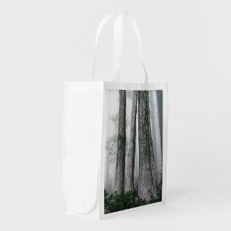 Sac Réutilisable Invocation de la forêt