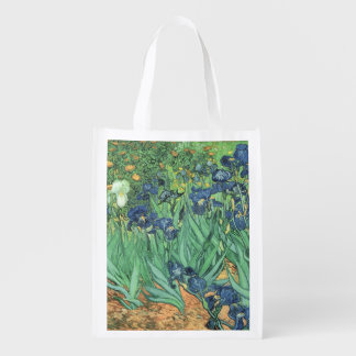 Sac Réutilisable Iris de Vincent van Gogh |, 1889
