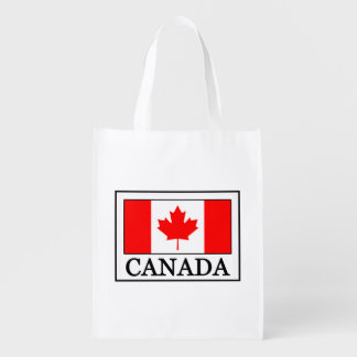 Sac Réutilisable Le Canada