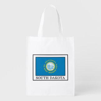 Sac Réutilisable Le Dakota du Sud