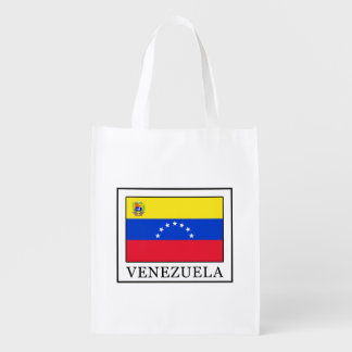 Sac Réutilisable Le Venezuela