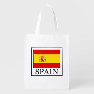 Sac Réutilisable L'Espagne
