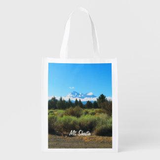 Sac Réutilisable Mt Shasta