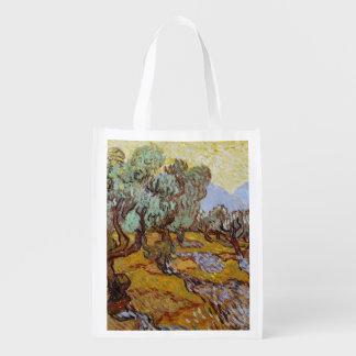 Sac Réutilisable Oliviers de Vincent van Gogh |, 1889