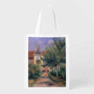 Sac Réutilisable Pierre maison de Renoir   un Renoir chez Essoyes