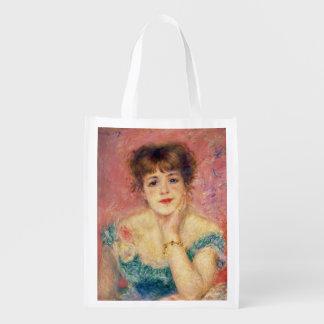 Sac Réutilisable Pierre un portrait de Renoir   de Jeanne Samary