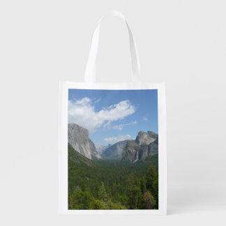 Sac Réutilisable Point d'inspiration en parc national de Yosemite