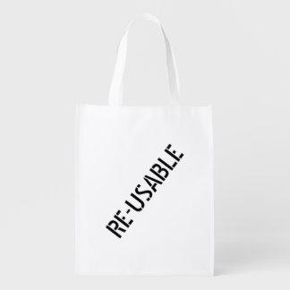Sac Réutilisable Réutilisable