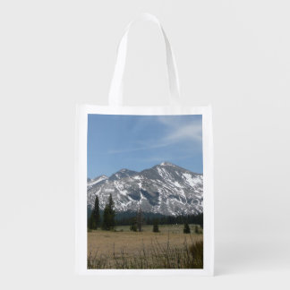 Sac Réutilisable Sierra montagnes de Nevada I de Yosemite