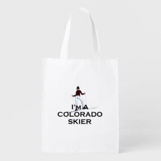 Sac Réutilisable Ski SUPÉRIEUR le Colorado