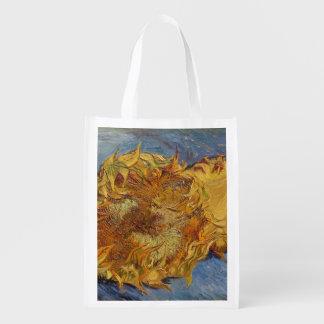 Sac Réutilisable Tournesols de Vincent van Gogh |, 1887