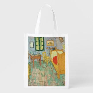 Sac Réutilisable Vincent van Gogh chambre à coucher de | Van Gogh