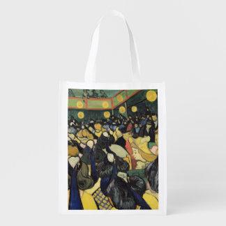 Sac Réutilisable Vincent van Gogh | la salle de danse chez Arles,
