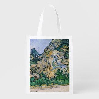 Sac Réutilisable Vincent van Gogh | l'Alpilles, 1889