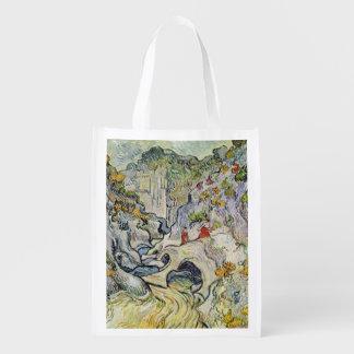 Sac Réutilisable Vincent van Gogh | le ravin du Peyroulets