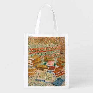 Sac Réutilisable Vincent van Gogh | les livres jaunes, 1887