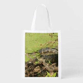 sac réutilisable w/gator