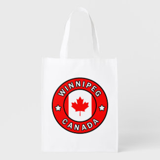 Sac Réutilisable Winnipeg Canada