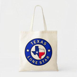 Sac solitaire d'étoile du Texas